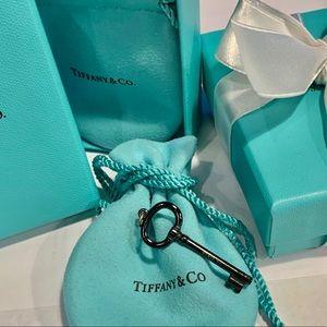 Tiffany & Co. Key Charm